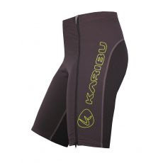 WS THERM ZIP SHORTS