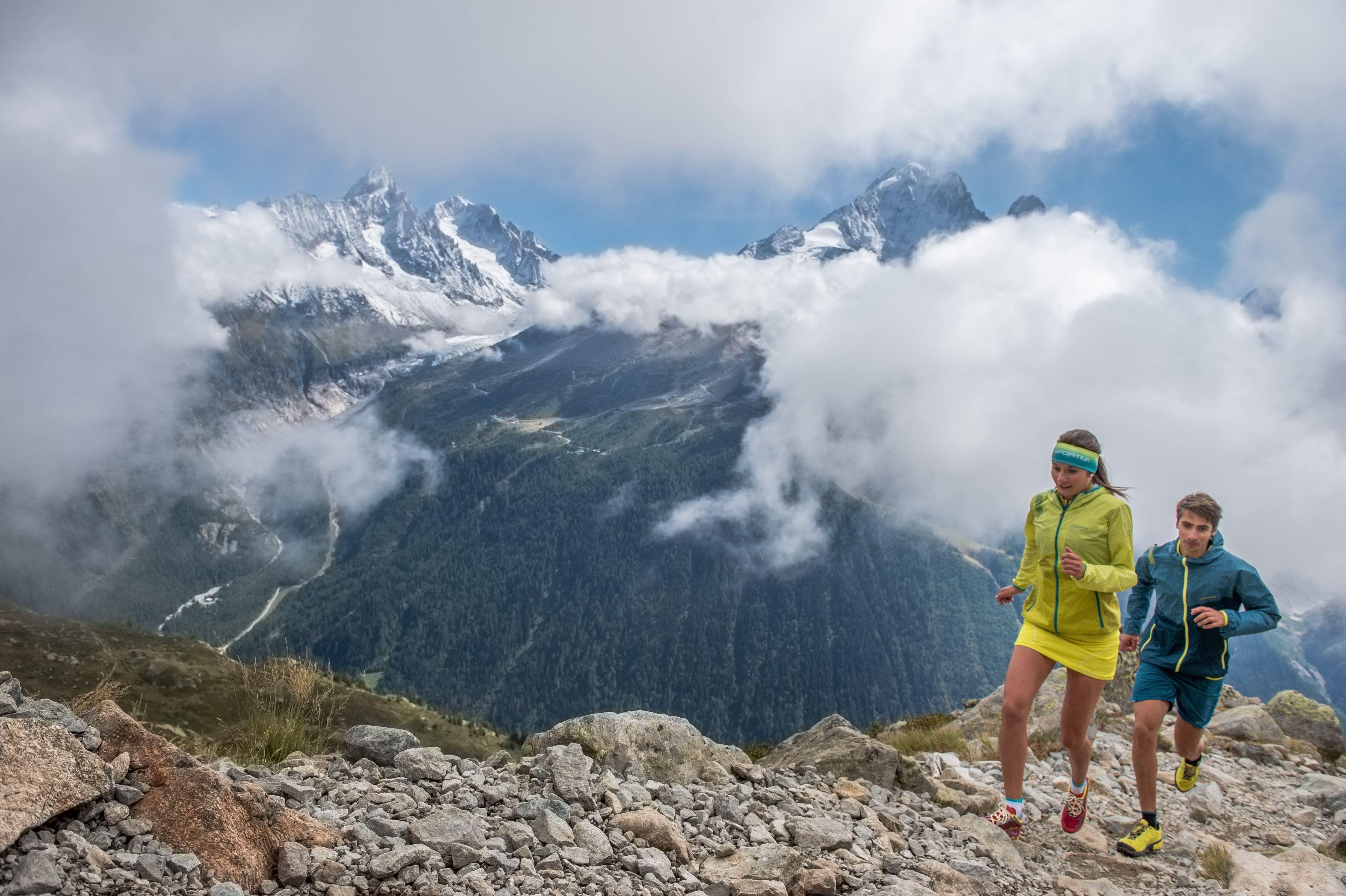 5 pozitivnih učinkov gorskega teka (ali teka v naravi)