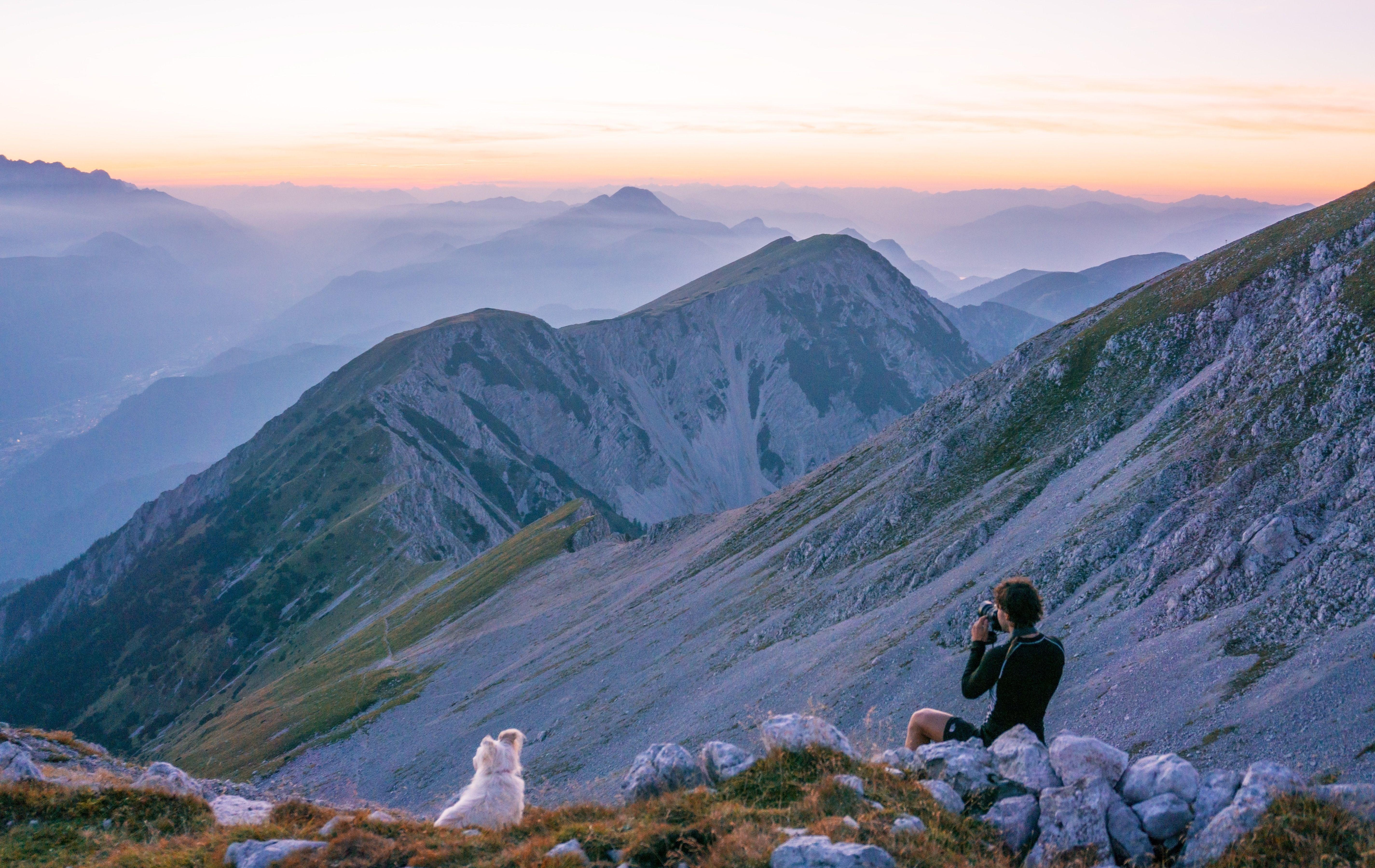 15 načinov, kako zmanjšati sledi v naravi