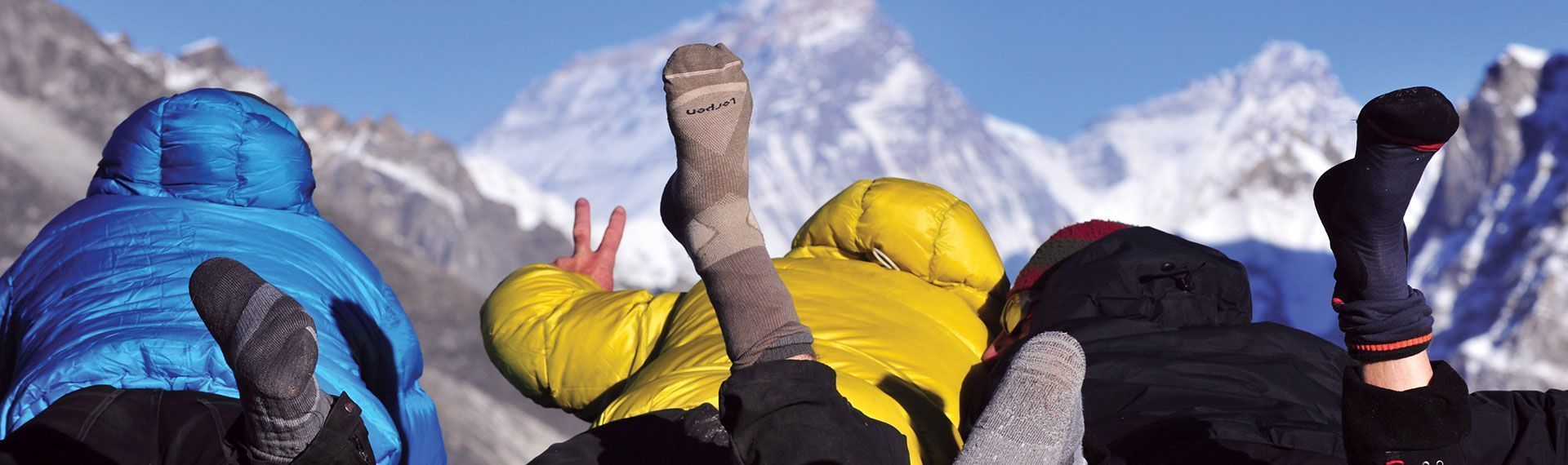 LORPEN troslojne nogavice