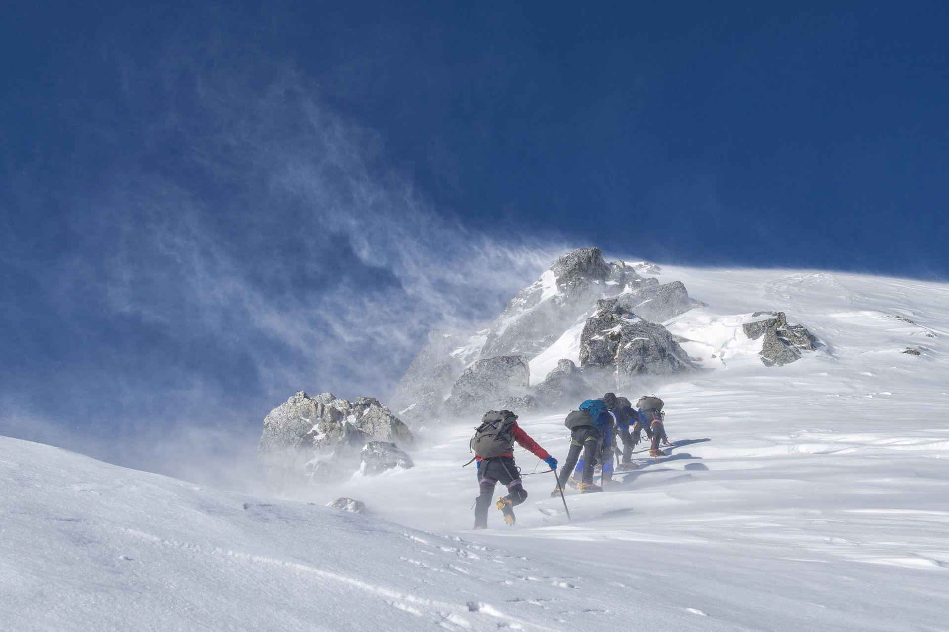 Obisk gora v zimskem času ni enak vzponu na Šmarno goro