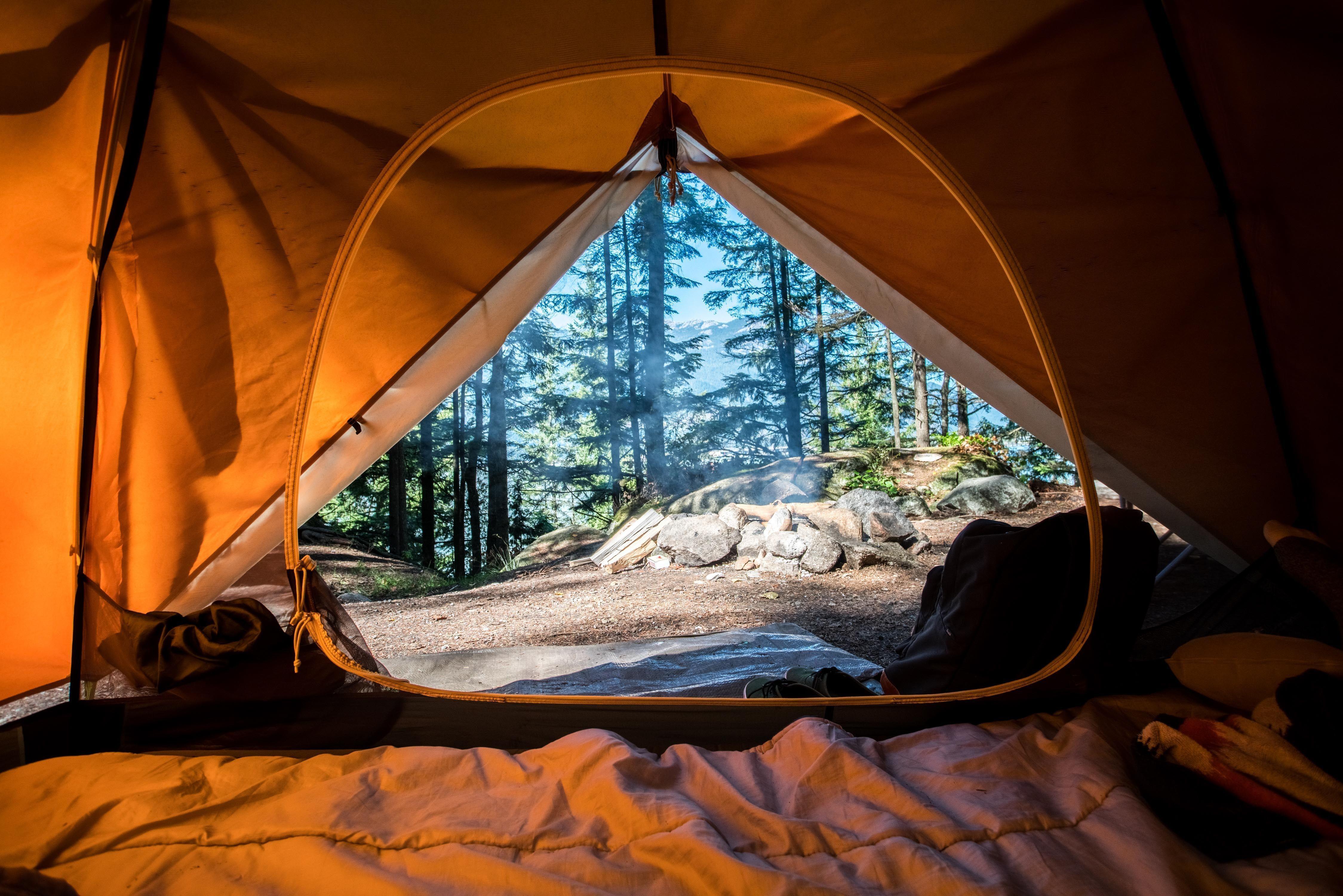 6 nasvetov za veselo in udobno kampiranje