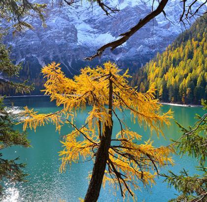 Ideja za izlet: Jesenski Dolomiti (jezera, ferate, prelazi in tisoče vrhov)