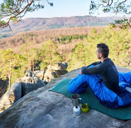 8 nasvetov, kako poskrbeti za super noč v spalni vreči!